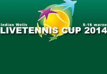 LiveTennis Cup 2014 – Indian Wells: Classifiche finali. Trionfo di pio_procida. Maury conquista l'ultima giornata. Il gioco riparte domani sera per il torneo di Miami!