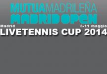 LiveTennis Cup 2014 – Madrid: Classifiche finali. L'utente il_pignolo vince la classifica generale, Simobelle l'ultima giornata. Il gioco è già ripreso con Roma!