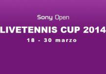 LiveTennis Cup 2014 – Miami: Classifiche finali. Successo di il_pignolo, Nalba92 vince l'ultima giornata. Arrivederci a Madrid!