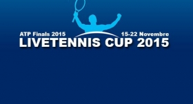 Classifiche finali. Termina la LiveTennis Cup 2015.