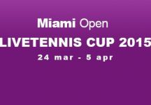 LiveTennis Cup 2015 – Miami: Classifiche finali. Wwenderww vince la classifica generale, lucabalduini l'ultima giornata