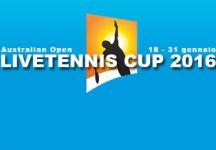 LiveTennis Cup 2016 – Australian Open: Classifiche finali. Vittorio69 conquista la classifica generale al fotofinish, l'ultima giornata a Ken_Rosewall