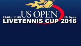 LiveTennis Cup 2016 – Us Open: Pronostici prima giornata (chiusura domani ore 17). Ogni giorno un premio!