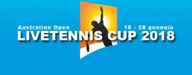 LiveTennis Cup 2018 – Aus Open: Pronostici decima giornata (fino a mercoledì all'una di notte)!
