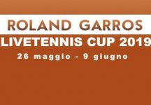 LiveTennis Cup 2019 – Roland Garros: Classifiche finali. Il re di Parigi è verygabry, l'ultima giornata è di Tox I. Arrivederci a Wimbledon!