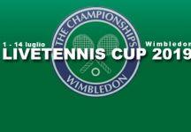 LiveTennis Cup 2019 – Wimbledon: Classifiche finali. L'utente BigLebowski vince il torneo, a mmarco82 l'ultima giornata. Arrivederci agli Us Open!