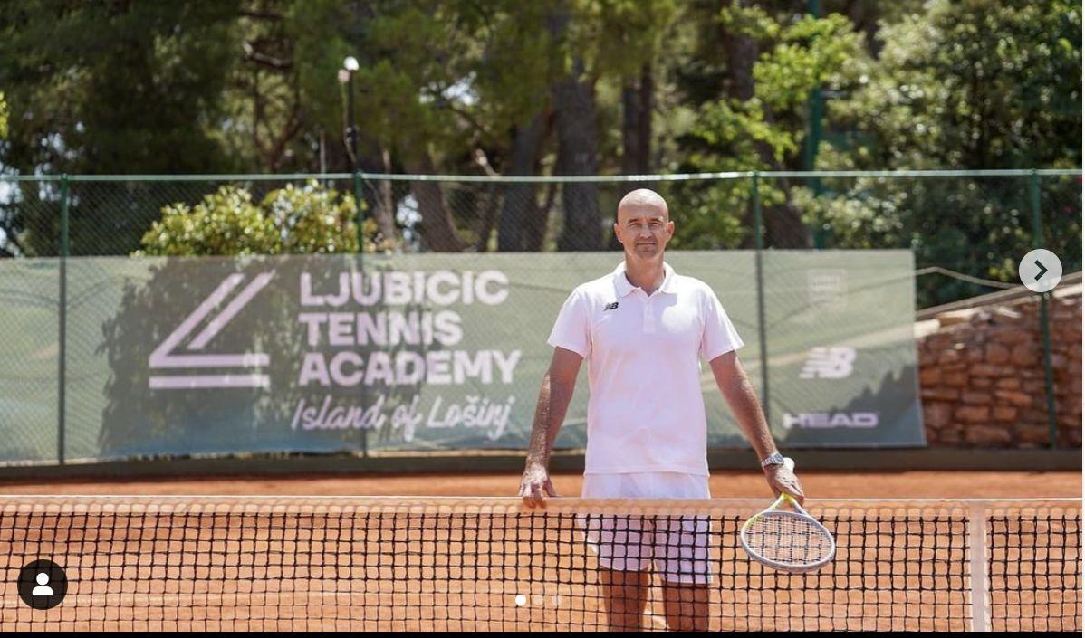 Ivan Ljubicic, ex n.3 del ranking ATP