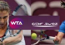 WTA Parigi: Risultati Live Finale (compreso il doppio). Livescore dettagliato