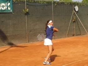 Beatrice Lombardo classe 1996, senza ranking WTA