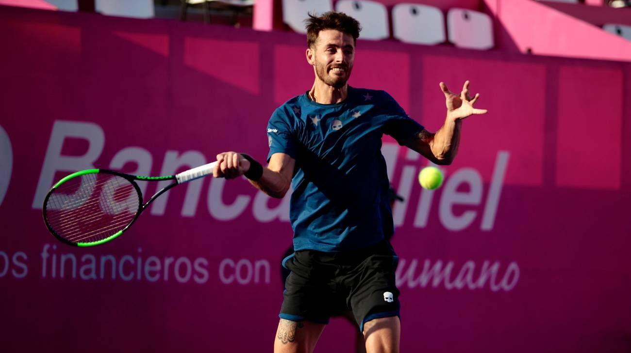 Juan Ignacio Londero nella foto