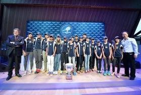 Anche quest'anno Longines sponsorizza le giovani promesse del tennis mondiale attraverso il torneo Longines Future Tennis Aces
