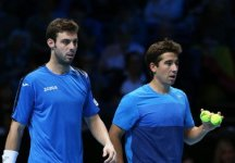 Masters Cup – Doppio: Trionfo spagnolo a Londra. Vincono Granollers e Marc Lopez