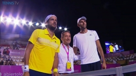 A Los Cabos si è disputata la finale più anziana. Non accadeva dal 1976