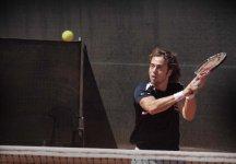 Challenger Braunschweig: Paolo Lorenzi si arrende a Jan Hajek in due set