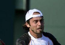 Challenger Bogotà: Paolo Lorenzi battuto da Thomaz Bellucci nei quarti di finale. L'azzurro nel terzo parziale ha sprecato un vantaggio di 5 a 3