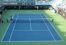Video del Giorno: La sconfitta di Paolo Lorenzi nella finale di Guadalajara (comprese le proteste di Paolo sulla palla set)