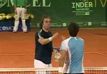 Challenger Bucaramanga: Paolo Lorenzi accede alle semifinali, battuto Maximo Gonzalez in tre set (VIDEO)