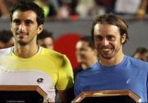 A Vina del Mar Potito Starace e Paolo Lorenzi si impongono nel doppio. Ko Nadal e Monaco