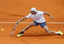 Davis Cup: Argentina vs Italia 2-2. Carlos Berlocq supera Paolo Lorenzi per 6-3 al quinto set e rimanda la sfida a domani (alle ore 15 italiane)
