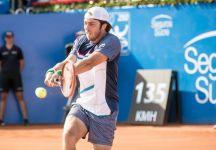 ATP Quito: Amara finale per Paolo Lorenzi. L'azzurro manca un match point e perde la partita contro Burgos al tiebreak del terzo set per 8 punti a 6