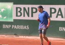 Lorenzi completa l'opera. Supera Berankis in tre set e cala il pokerissimo di vittorie maschili al primo turno del Roland Garros