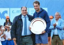 Challenger Caltanissetta: Paolo Lorenzi conquista il torneo e prende anche la cittadinanza onoraria. Ben 2000 mila le persone presenti (Video)