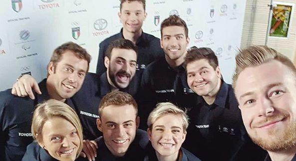 Svelato ll nuovo impegno di Paolo Lorenzi. Farà parte della Campagna di Toyota per le Olimpiadi di Tokyo 2020