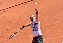 """Da Biella: Il resoconto di giornata. Paolo Lorenzi verso il ritiro a fine anno """"Ora andrò a Parigi per disputare l'ultimo Roland Garros: cercherò di godermi ogni torneo, spero di divertirmi e fare bene"""""""
