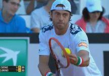 Challenger Canberra e Bangkok: Paolo Lorenzi ai quarti di finale. Esce di scena Viola (Video)