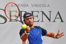Il senese Paolo Lorenzi, 33 anni e n.87 del ranking mondiale, va a caccia del suo 13° titolo Challenger in carriera