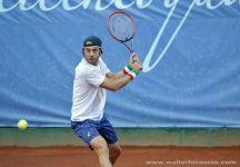 Challenger Caltanissetta: Matteo Donati manca sei palle match ed il torneo è di Paolo Lorenzi. 18 esimo successo in carriera nel circuito challenger (Video)