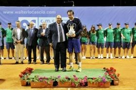 Paolo Lorenzi da domani al n.48 del mondo, best ranking