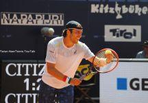 Classifica ATP Italiani: +2 per Paolo Lorenzi