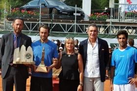La scorsa edizione degli Internazionali di Cortina d'Ampezzo è stata vinta dall'azzurro Paolo Lorenzi - Foto Game