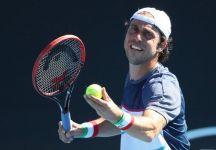 ATP Budapest: Lucas Pouille ferma la corsa di Paolo Lorenzi