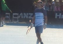 """Da Melbourne: Paolo Lorenzi """"Esco con la consapevolezza di essere competitivo ad alti livelli"""" (Con il video della partita con Troicki)"""