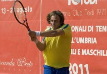 Challenger Madrid: Lorenzi batte nuovamente Brands e approda al secondo turno. Out Matteo Viola