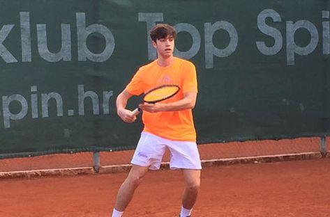 Lorenzo Bocchi nella foto