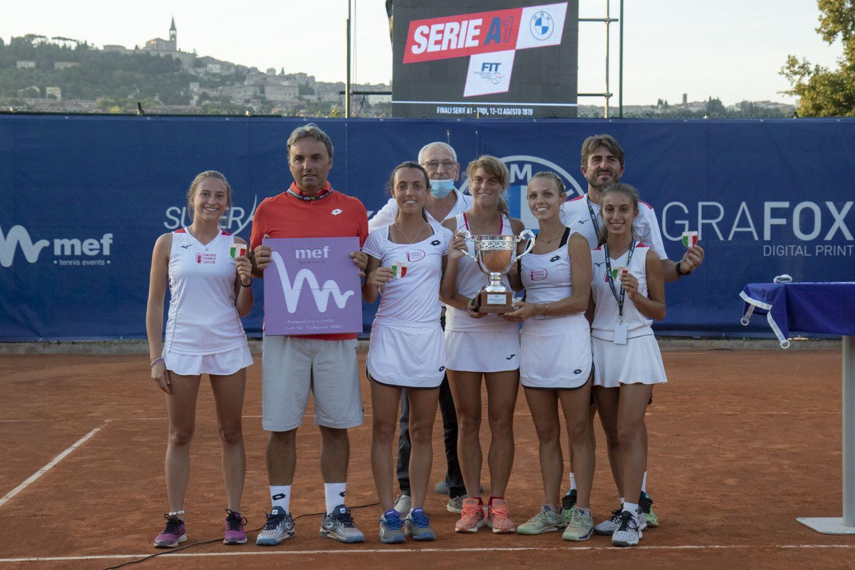 Premiazione Circolo Tennis Lucca - Foto Marta Magni