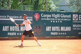 Federico Maccari classe 1994, senza ranking ATP