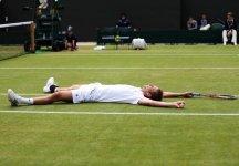 Dopo 15 anni due giocatori tedeschi ai quarti di finale nel torneo di Wimbledon