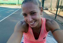 """Tereza Mrdeza: """"La vita è una gara, piene di sorprese, come il tennis…ma basta con gli infortuni!"""" La tennista croata ci racconta i suoi inizi, i suoi obiettivi, la sua Istria"""