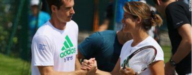 """Andy Murray conferma  Jonas Bjorkman e parla del rapporto con la Mauresmo: """"Vedremo cosa accadrà con Amelie"""""""