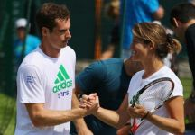 Andy Murray e le critiche sessiste quando assunse Amelie Mauresmo