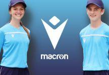 Macron entra nel mondo del tennis internazionale: Il brand italiano sarà presente nell'ATP Cup, alle Melbourne Summer Series e all'Adelaide International