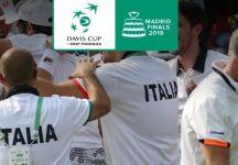 Davis Cup 2019: Ecco il programma completo. L'Italia esordirà contro il Canada il prossimo 18 novembre