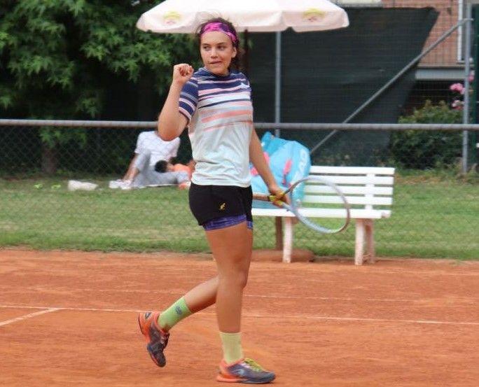 In foto una delle protagoniste del draw femminile, la piemontese Gaia Maduzzi