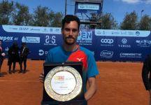 Da Barletta: Vittoria di Gianluca Mager.  Primo italiano a vincere il torneo pugliese