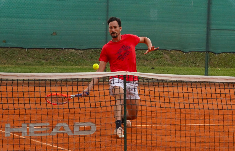 Gianluca Mager - Foto MEF Tennis Events