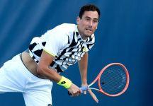 ATP Winston Salem: I risultati del Secondo Turno. Niente da fare per Gianluca Mager